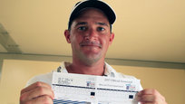Arnold Palmer`s son shoots 59 on golf course